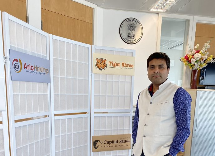 Success Story of Young Entrepreneur: Arun Kumar Saini